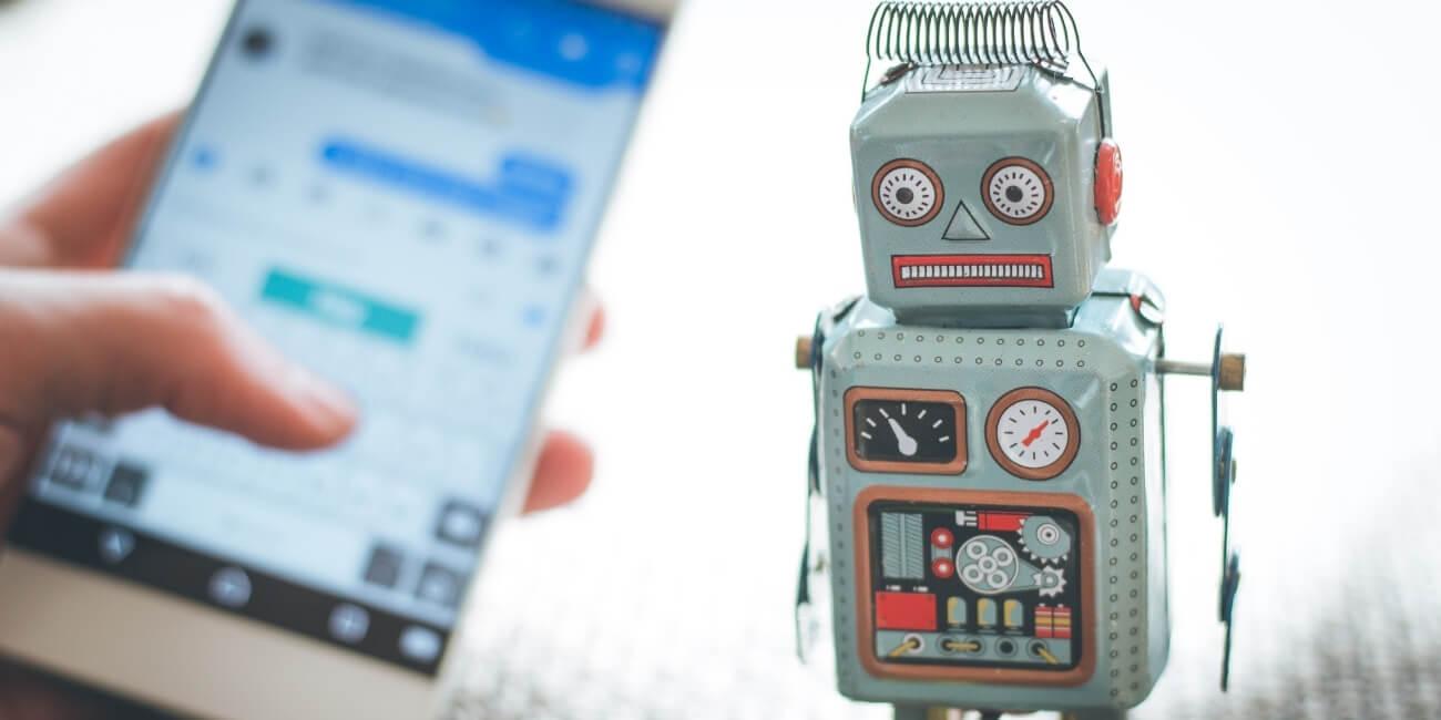 Kundennähe schaffen Chatbot