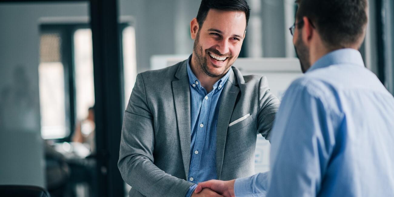 Kundenvertrauen gewinnen Verkauf